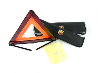 Abarth 500 Safetykit Set MOPAR Originalzubehör